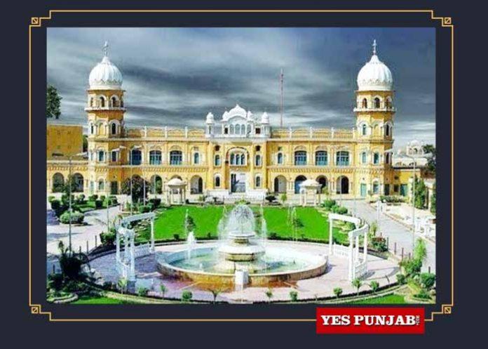 Nankana Sahib Gurdwara Pakistan