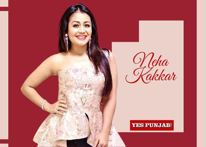 Neha Kakkar Singer