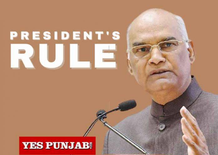 Ram Nath Kovind President