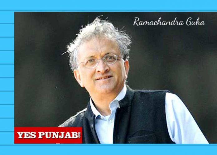 Ramachandra Guha Writer