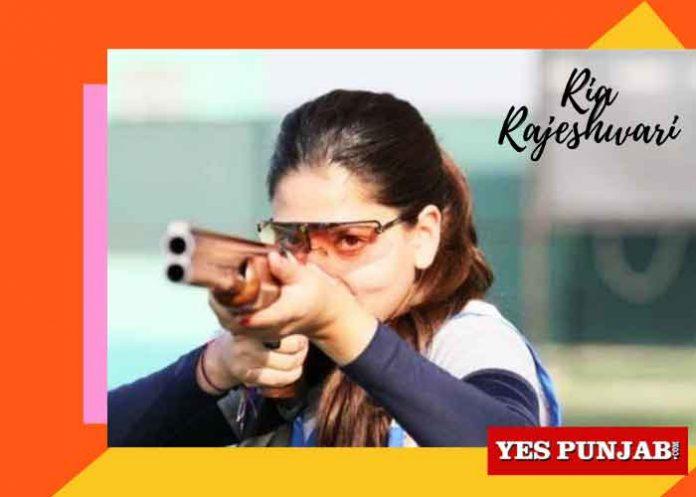 Ria Rajeshwari Shooter