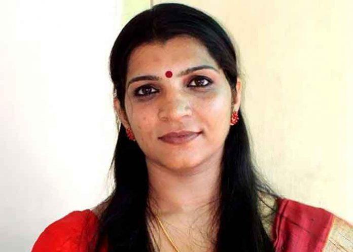 Saritha Nair Solar Scam Accused