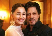 Shah Rukh Khan SRK Alia Bhatt