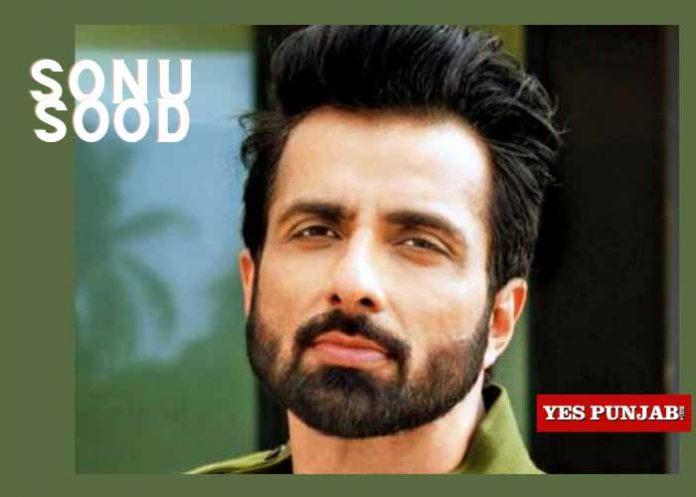 Sonu Sood Bollywood Actor