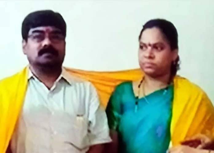 Telangana Advocate couple hacked death