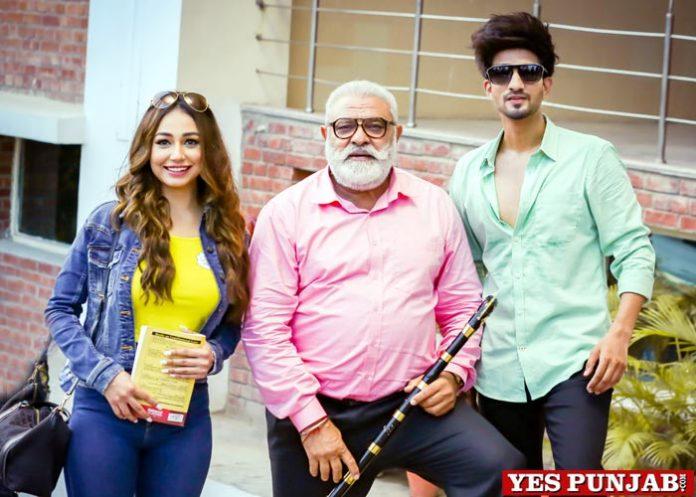 Abhay Singh release Punjabi romantic track