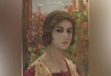Amrita Sher Gil Rediscovered painting
