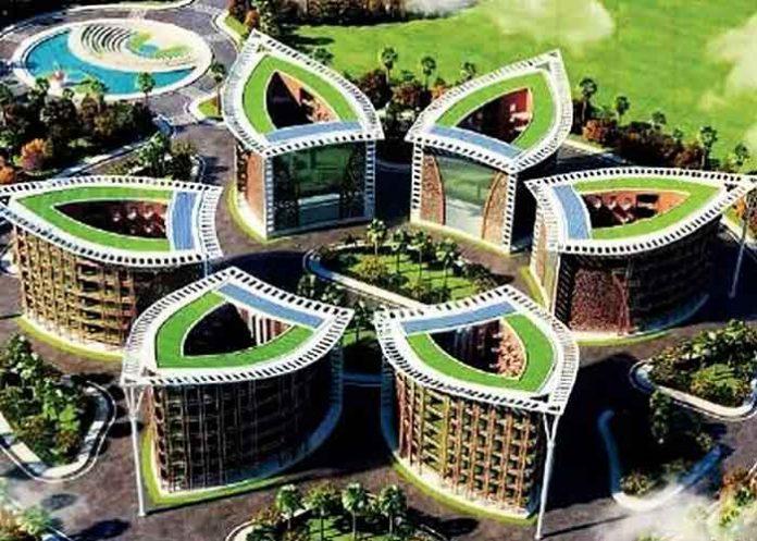 Atal Bihari Vajpayee Medical University Design