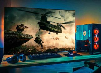 LG launch OLED TV