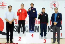 LPU Senior National Wushu Championship