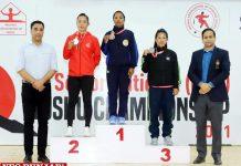 LPU Senior National Wushu Championship
