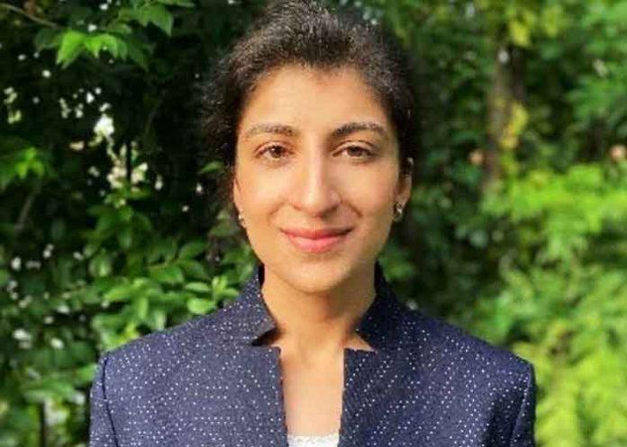 Lina Khan FTC Commissioner