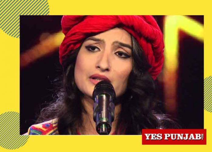 Rashmeet Kaur Singer