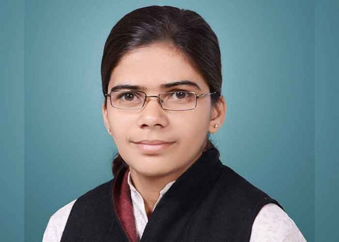 Richa Singh SP Leader