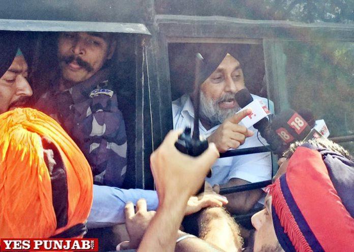 Sukhbir Badal announces Lok Lehar