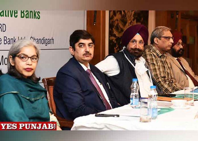 Sukhjinder Randhawa Coop Banks Workshop Chandigarh