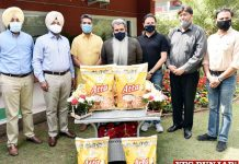 Ashu launches flour brand PUNSUP