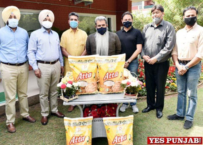 Ashu launches flour brand PUNSUP