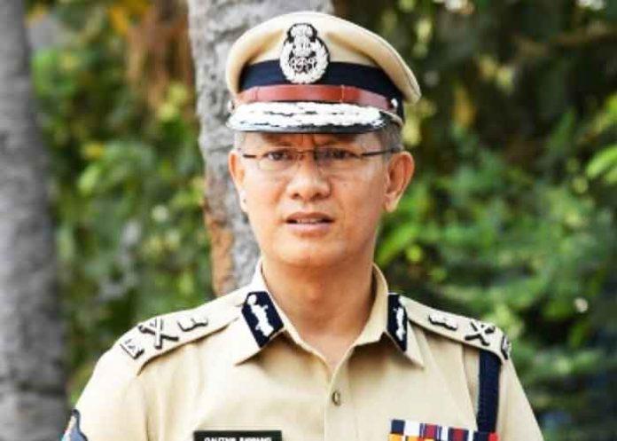Gautam Sawang DGP