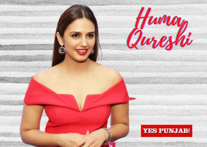 Huma Qureshi Bollywood Actress