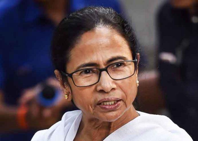Mamata Banerjee over