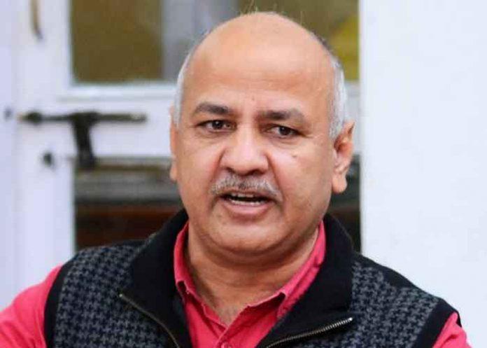 Manish Sisodia facing