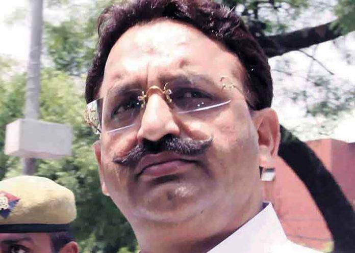 Mukhtar Ansari remains