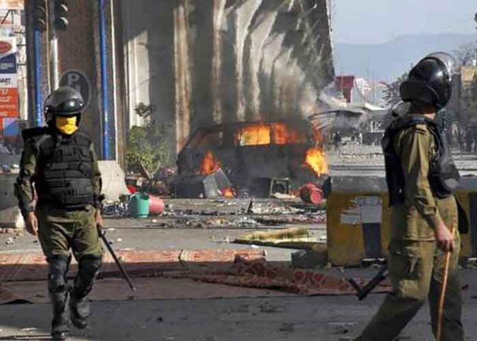 Pakistan TLP Violence