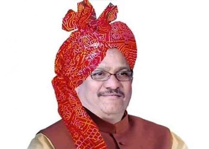 Prem Singh Patel MP Minister