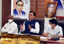 Raj kumar Chabbewal appeals to CM