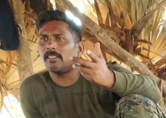 Rakeshwar Singh Manhas CRPF Trooper