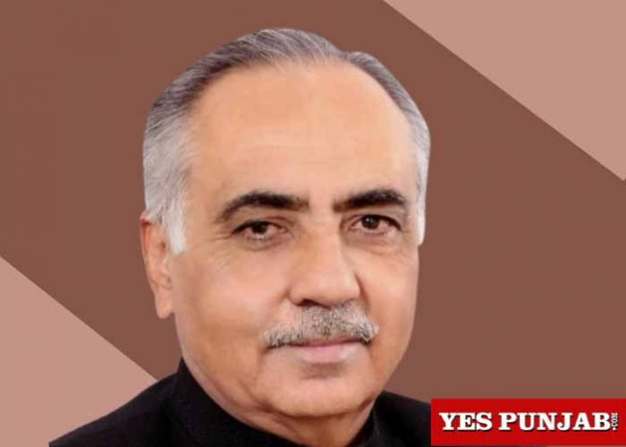 Raman Bahl Chairman PSSSB