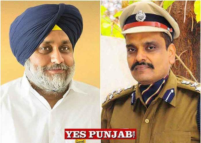 Sukhbir Badal Kunwar Vijay Pratap Singh