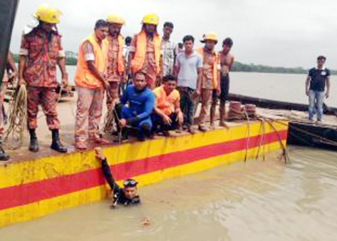Bangaladesh Speed Boat Accident