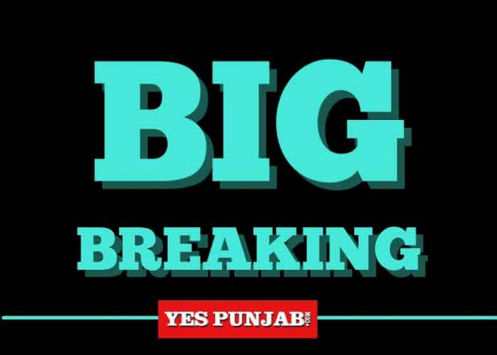 Big Breaking Yes Punjab Black Green