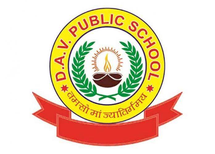 DAV Public School Logo