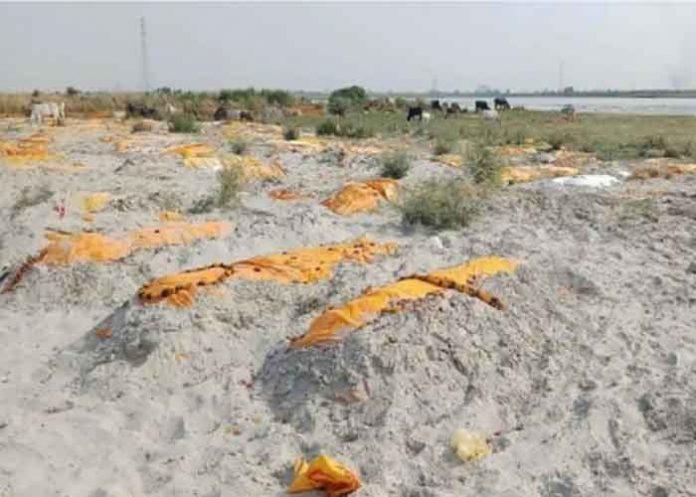 Dead bodies found in Unnao