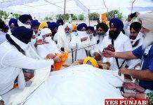 Giani Joginder Singh Vedanti cremated