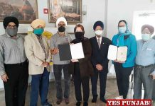 Illinois Senator MWRD Comm proclamations to Sikh Community