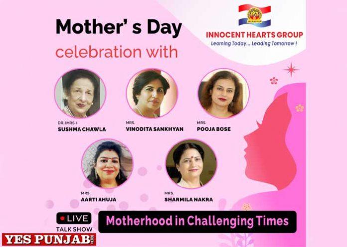 Innocent Hearts organizes Webinar Motherhood in Challenging Time