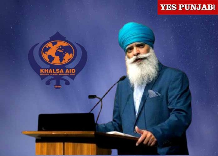 Khalsa Aid Ravi Singh