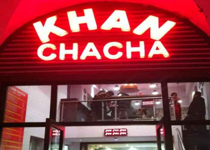 Khan Chacha Restaurant Delhi