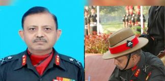 Major General SB Asthana