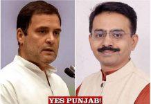 Rahul Gandhi Rajeev Satav