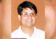 Rahul Tewari IAS