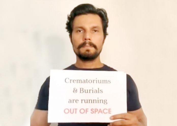 Randeep Hooda pitches in to provide oxygen