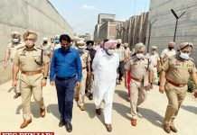 Randhawa orders stringent security arrangements in jail amid