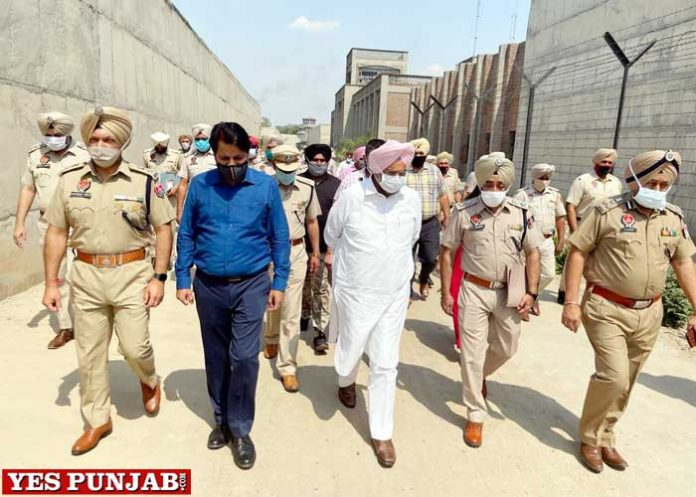 Randhawa orders stringent security arrangements in jail amid