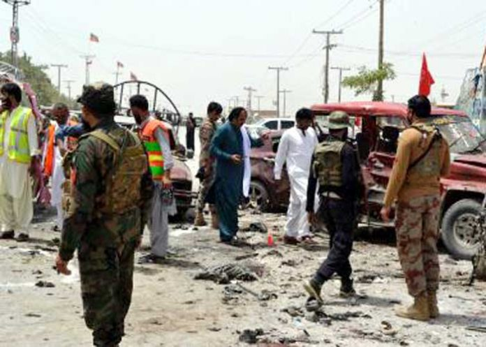 Terror Attacks in Balochistan
