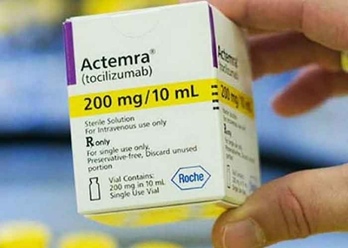 Actemra Tocilizumab Drug